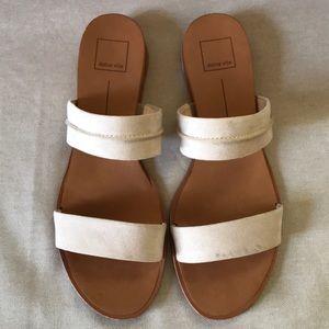 Dolce vita slide on sandals